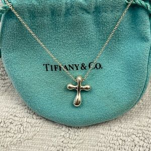 Tiffany & Co. Elsa Peretti's Cross Pendant